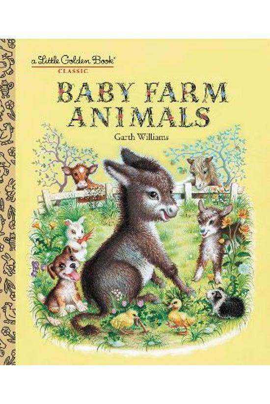 Little Golden Book: Baby Farm ...