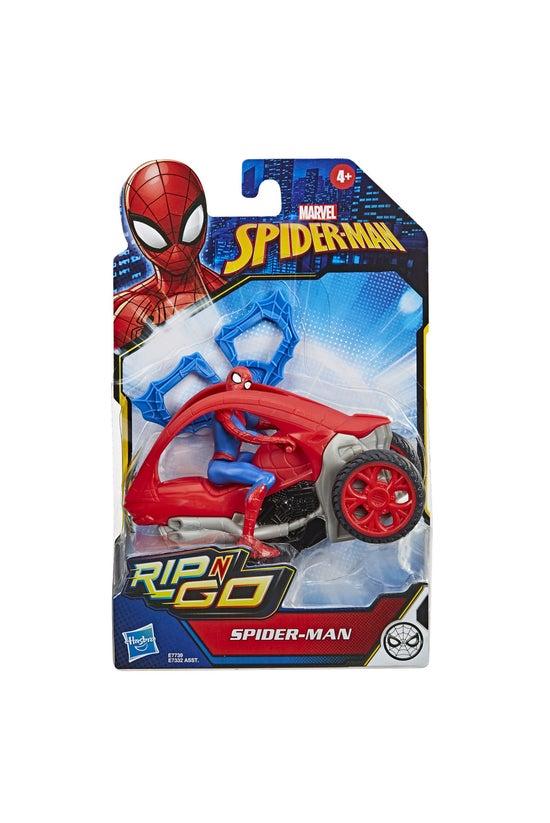 Spider-man: Rip N Go Stunt Veh...