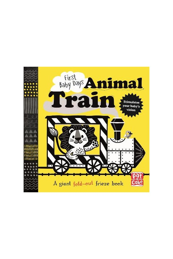 First Baby Days: Animal Train