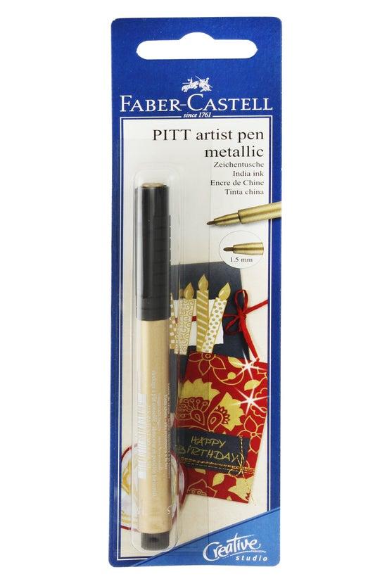 Faber Castell Pitt Metallic Ar...