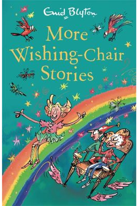 The Wishing-chair #03: More Wi...