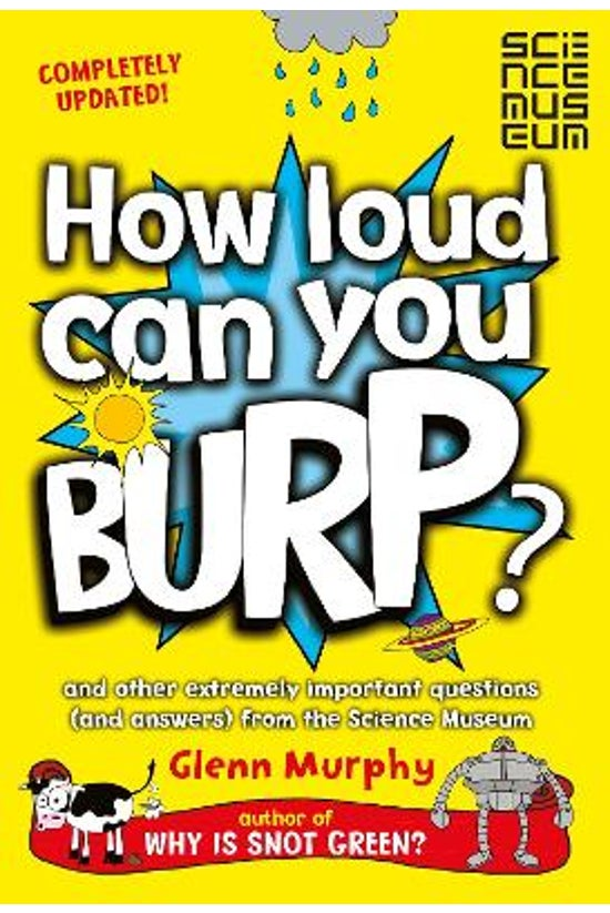 How Loud Can You Burp