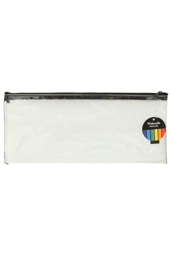 Whitcoulls Long Pencil Case Cl...