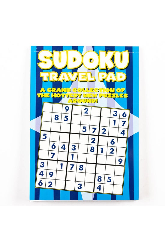Sudoku Travel Pad