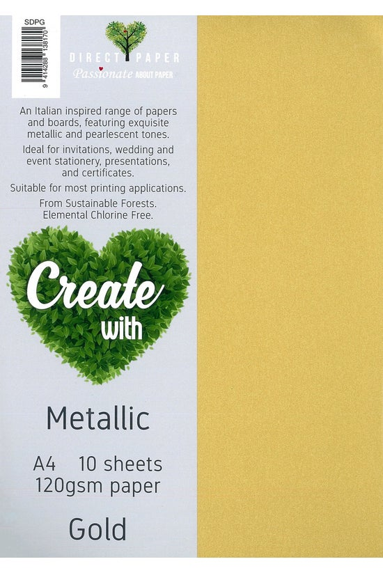 Direct Paper Metallic A4 Paper...