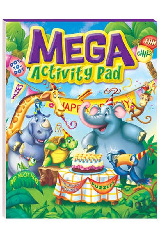 Mega Activity Pad Purple