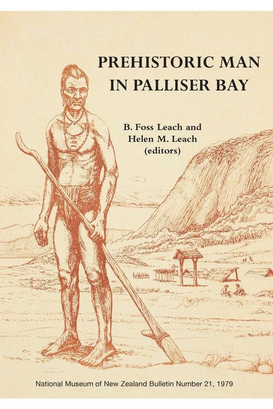 Prehistoric Man In Palliser Ba...