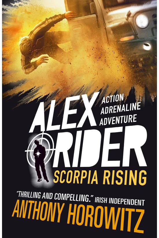 Alex Rider #09: Scorpia Rising