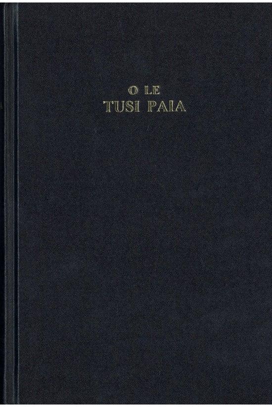 O Le Tusi Paia, Samoan Bible