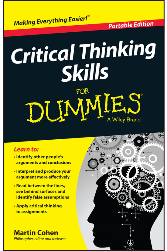 Critical Thinking Skills For D...