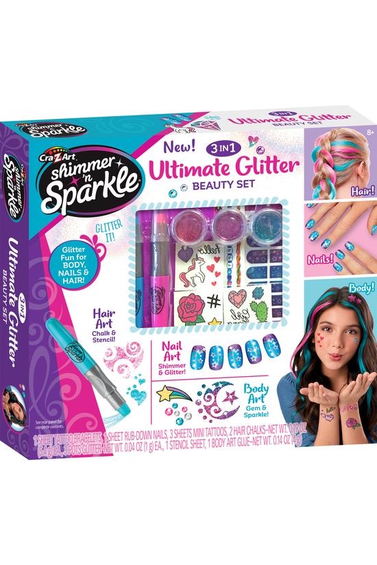 Shimmer 'n Sparkle: 3in1 Ultim...