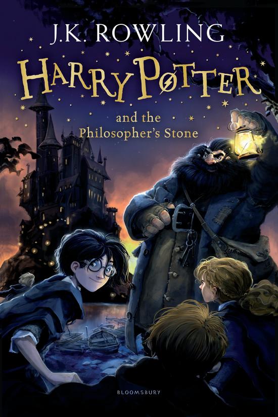 Harry Potter #01: Harry Potter...