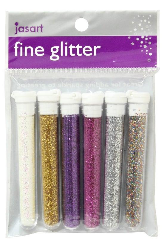 Jasart Fine Glitter Metallic P...