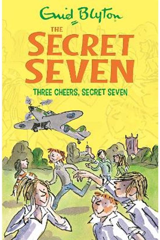Secret Seven: Three Cheers, Se...