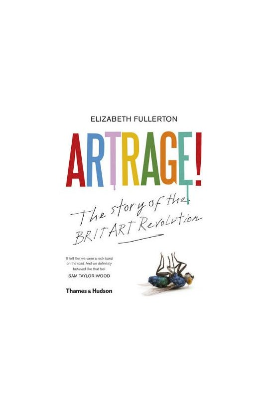 Artrage!: The Story Of The Bri...