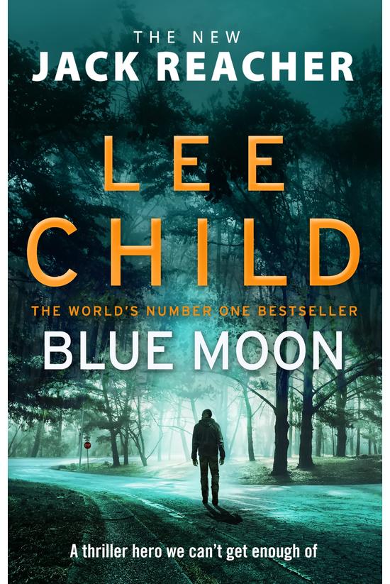 Jack Reacher #24: Blue Moon