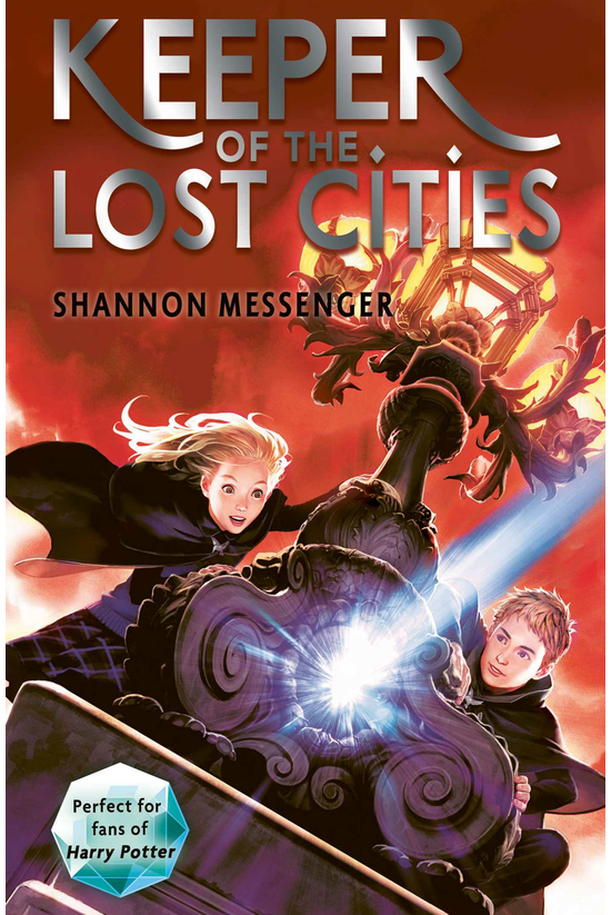 Keeper Of The Lost Cities #01:...