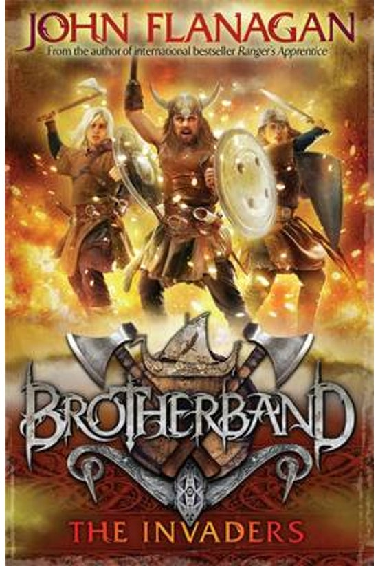 Brotherband #02: The Invaders