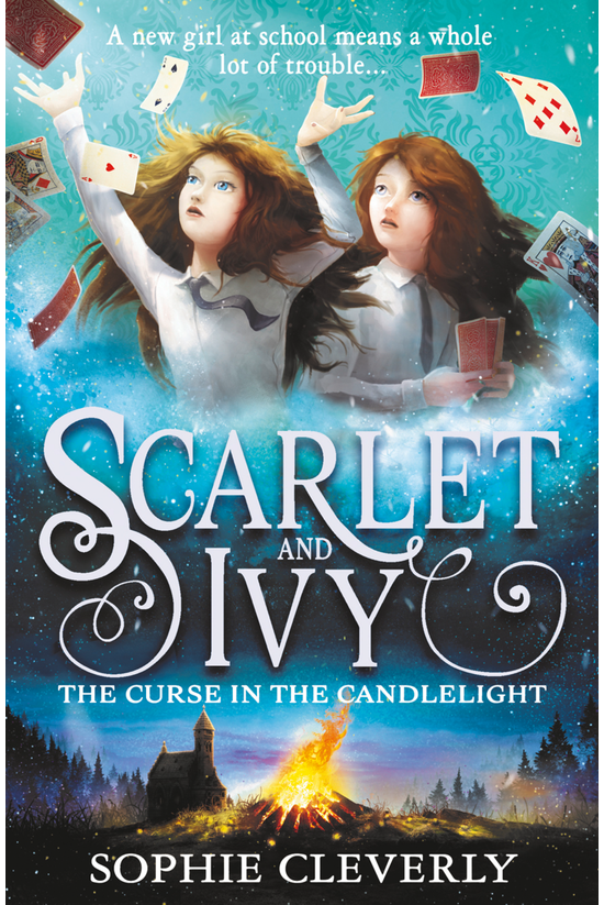Scarlet And Ivy #05: The Curse...