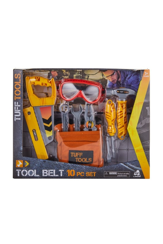 Tuff Tools 10 Piece Tool Belt ...