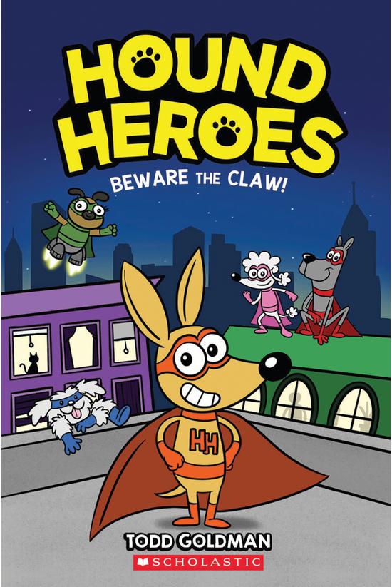 Hound Heroes #01: Beware The C...