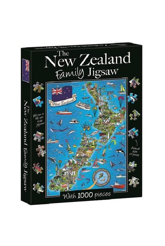 The New Zealand Family Jigsaw ...