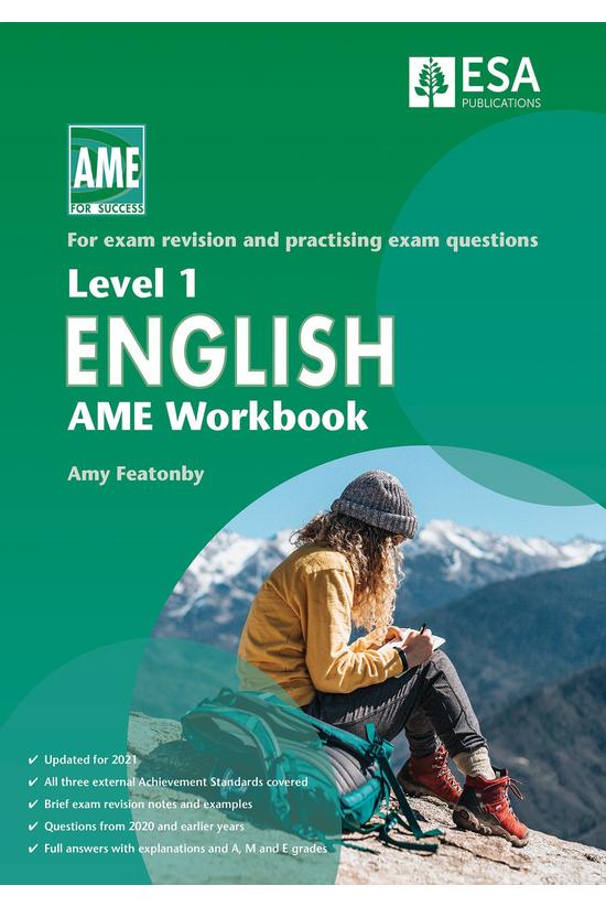 Ncea Level 1 English Ame Workb...