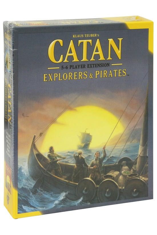 Catan: Explorers And Pirates 5...